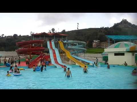 Kathmandu fun park valley.water kingdom nepal
