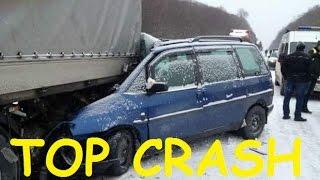 TOP 15 Car Crashes Car Crash Compilation 15 01 2017