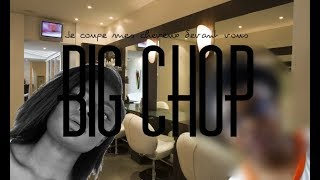 JE COUPE MES CHEVEUX DEVANT VOUS !!! | BIG CHOP 💇🏾