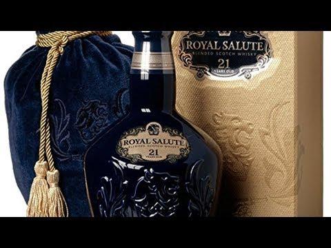 Rượu Chivas 21 Royal Salute Nhật Bản
