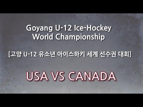 [Game12] Goyang U-12 Ice-Hockey World Championship