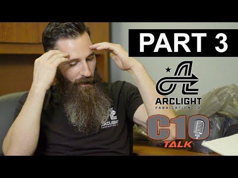 Aaron Kaufman & C10 Talk  PART 3
