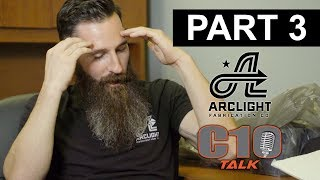 Aaron Kaufman & C10 Talk  PART 3