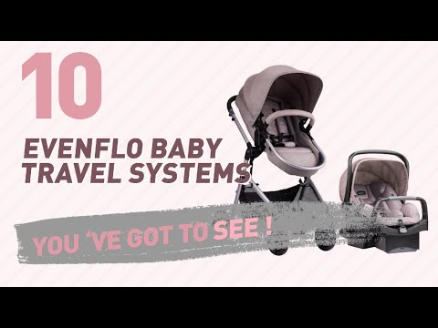 Evenflo Baby Travel Systems Collection New Popular 2017 Youtube