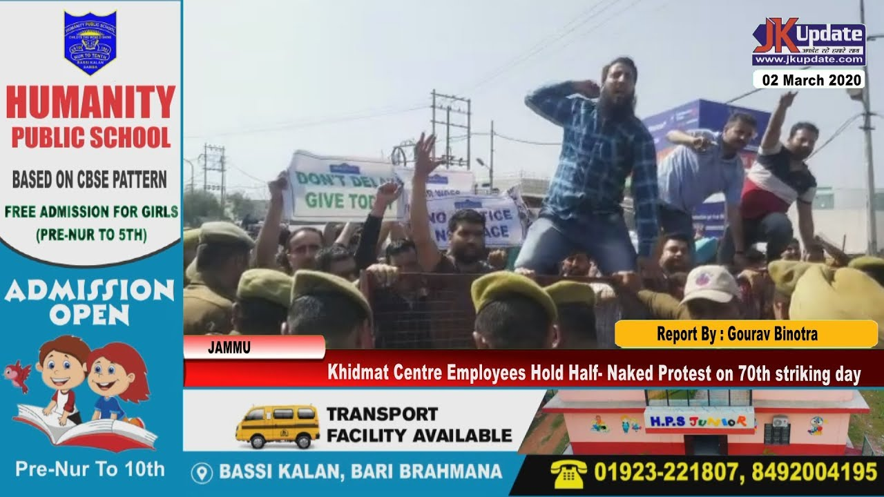 Hyderabad: OLA Cab Drivers Staged Half-Naked Protest In
