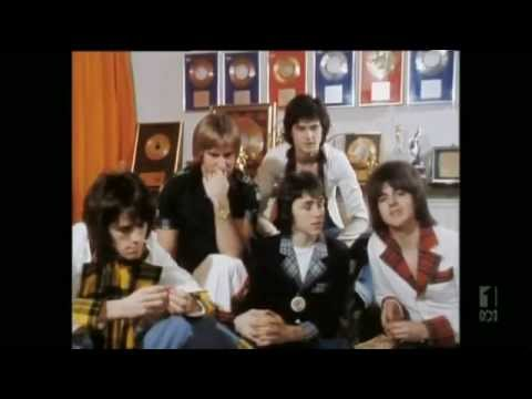Countdown (Australia)- Molly Meldrum & JPY Introduce Bay City Rollers- April 3, 1977- 100th Episode
