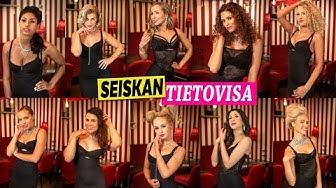 Miss Helsinki -kaunottaret tietovisassa: Cheek- aiheinen kysymys osoittautui helpoimmaksi!