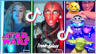 Best TikTok STAR WARS Compilation & Reactions #8