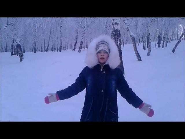 Изображение предпросмотра прочтения – МарияМасленникова читает отрывок изпроизведения «Мороз, Красный нос» Н.А.Некрасова