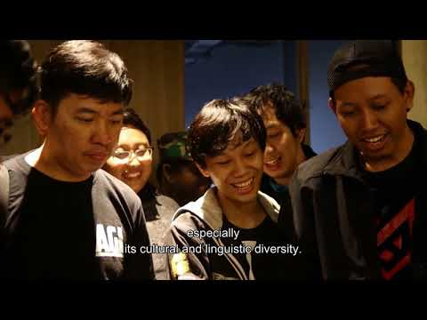 #4of8CGK - ART GAMES - Game Jam Jakarta (Engl. subtitles)