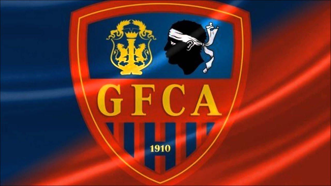 Resultado de imagem para GFC Ajaccio