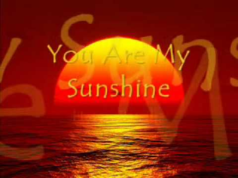 You Are My Sunshine - Henry Parrilla (Ray Charles) (Jimmy Davis)
