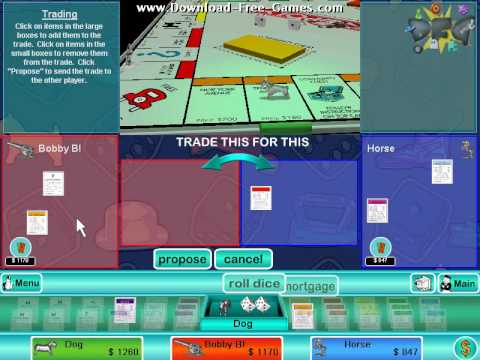 free game monopoly downloads monopoly 3 pc