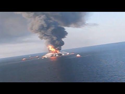 Bp Deepwater Horizon Oil Spill Year Anniversary What If It Happened Here