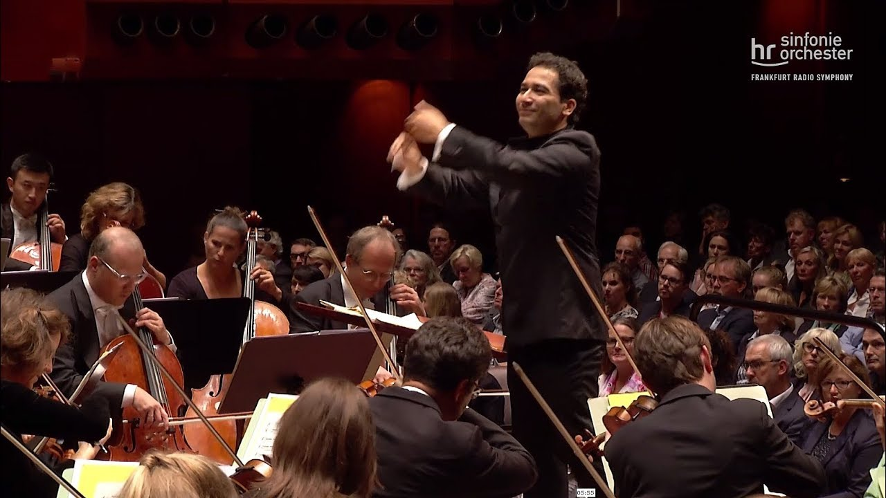 Hr sinfonieorchester frankfurt