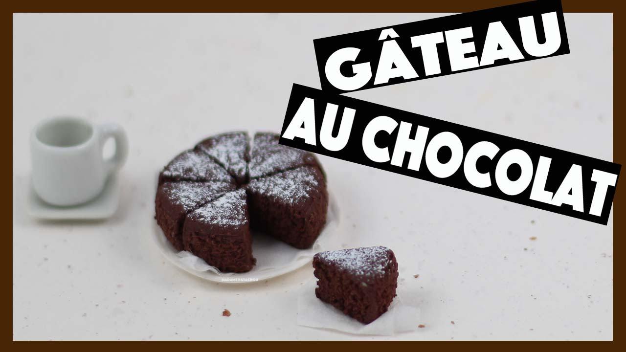 Www gateau chocolat com