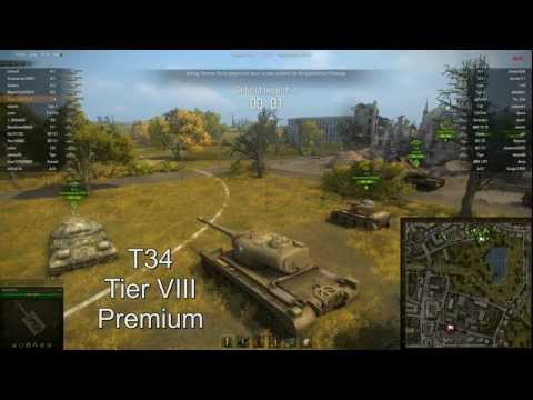Let's Play World of Tanks #188 [deutsch][HD] Premium Action ! Need Credits