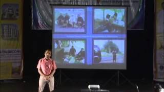 Powerfull Motivational Talk by Meka srinivas at IMPACT 2012
