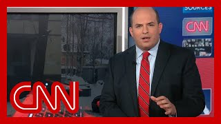Stelter criticizes Trump defenders on whistleblower claim