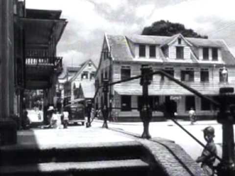 Nieuws uit de West: Paramaribo (1947)