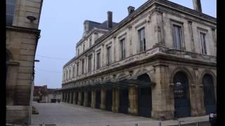 Clamecy ville d'histoire Nièvre en Bourgogne