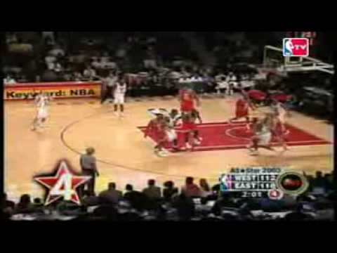 Top 10 Plays of the 2003 Nba All Star Game