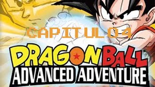 no me odias lo suficiente | dragon ball advance adventure | capitulo 4