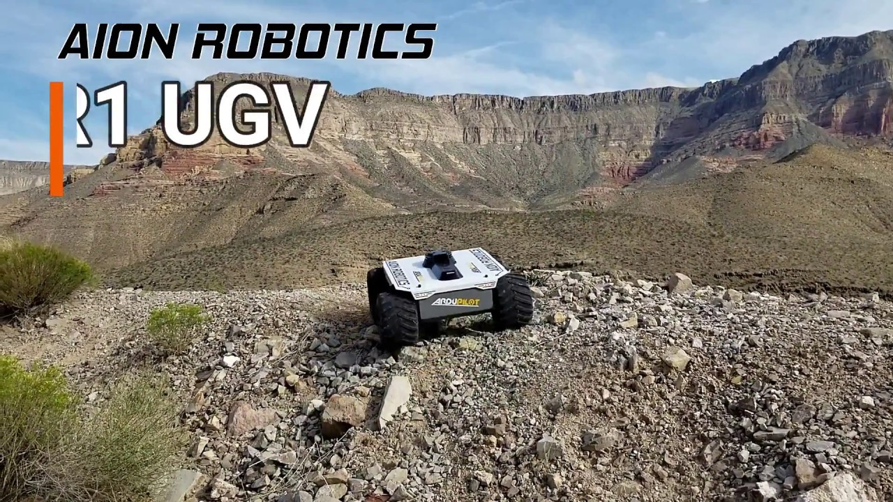Aion Robotics - R1 UGV