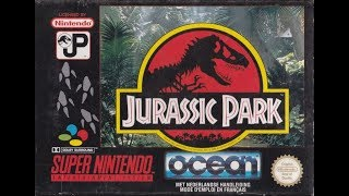 Games that Ruined my Childhood - Jurassic Park (SNES, 1993)