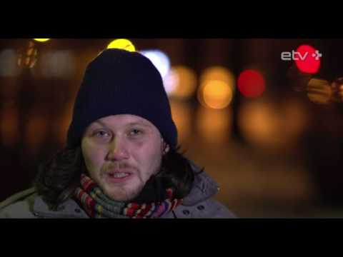 Нищие в Таллинне