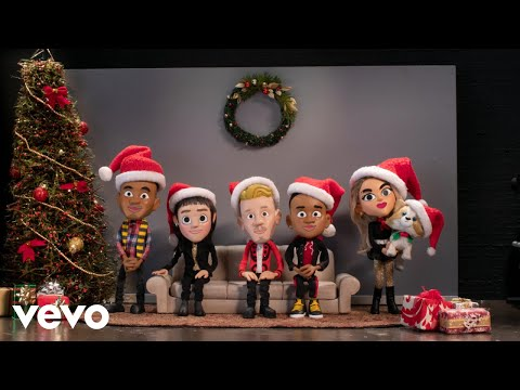 [OFFICIAL VIDEO] A Very Short Animated Pentatonix Christmas Film