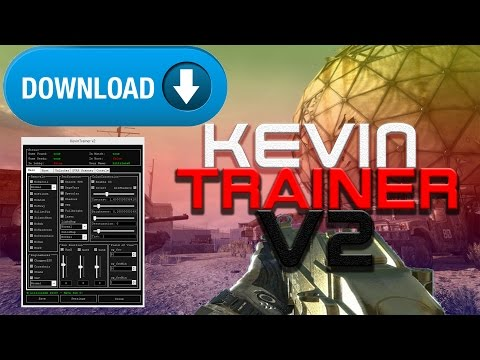 Kevin Trainer v2-MW3-UNLOCK ALL/AIMBOT/GODMODE/LOADS OTHERS