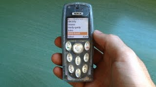 Nokia 3200 retro review (old ringtones, camera...)