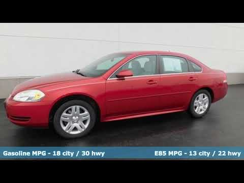 Used 2013 Chevrolet Impala Bowling Green OH Perrysburg, OH #18657A - SOLD