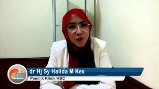 Halida Beauty Clinic (HBC) Umur 20 Tahun, Kulit Telah Menua