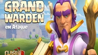 Novo Heroi do Clash Of Clans