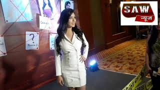 Shocking video:- Pooja Banerjee wodrobe Malfuction At Colours new show Dev 2