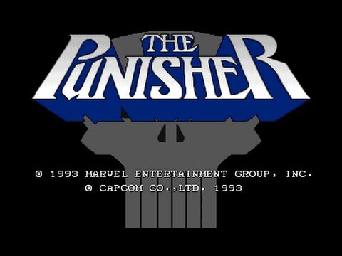 The Punisher - Arcade - Playthrough