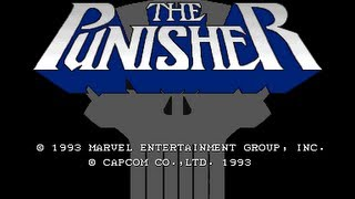 The Punisher - Arcade - Playthrough(This video features a playthrough of the 1993 game Punisher, with the Punisher character, complete with the cutscenes. Created using MAME 0.145., 2013-03-19T17:43:15.000Z)