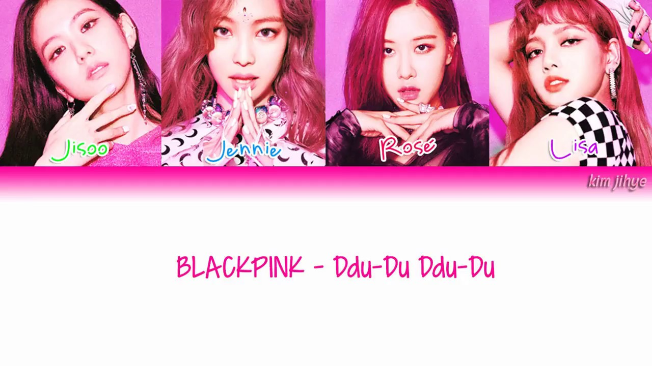 Download MP3 - BLACKPINK (블랙핑크) – DDU-DU DDU-DU (뚜두