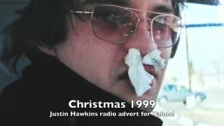 Justin Hawkins 1999 radio advert for Yahoo!