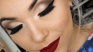 Maquiagem Clássica (Insp. IlisandriMakeup)