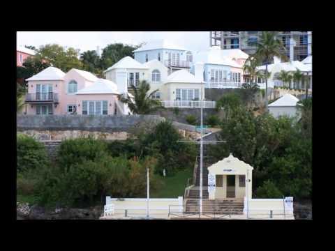 The Beautiful Tropical Island Of Bermuda, A British Territory Paradise