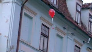 Coca-Cola Christmas Balloons