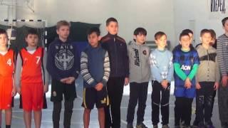 Открытие турнира по баскетболу среди юношей 2005 года рождения «Срібний кошик 2017»
