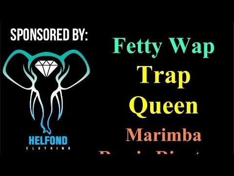 Fetty Wap - Trap Queen Marimba Ringtone and Alert