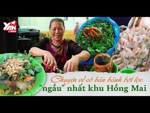 """Quán bánh bột lọc """"chuẩn Huế"""" gần 30 năm ở Hà Nội"""