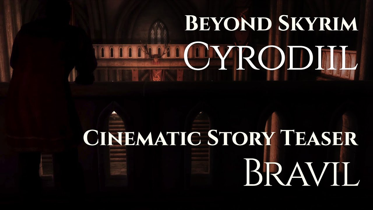 Bravil Cinematic Story Teaser