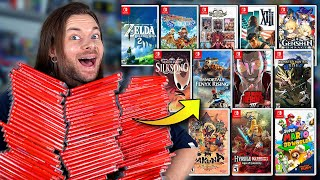 70 NEW Nintendo Switch Games COMING SOON!