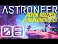MAKING A FASHION STATEMENT | Astroneer Alpha 0.5.0.0 #8